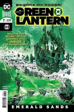 EL GREEN LANTERN #089 / #007 (GRANT MORRISON)