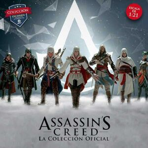 ASSASSIN'S CREED: LA COLECCION OFICIAL #43.