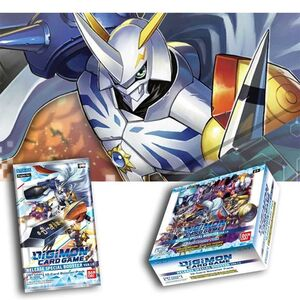DIGIMON CARD GAME RELEASE SPECIAL BOOSTER VER 1.5