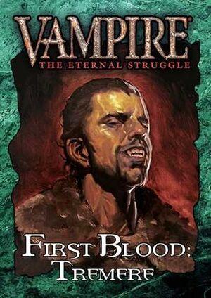 VAMPIRE THE ETERNAL STRUGGLE FIRST BLOOD: TREMERE - CASTELLANO