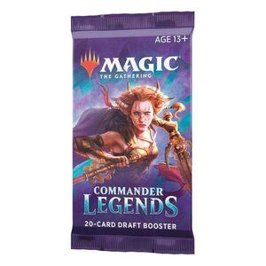 MAGIC - COMMANDER LEGENDS SOBRE INGLES