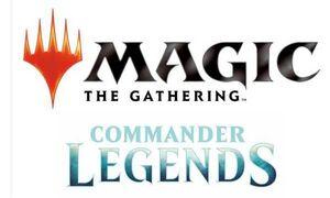 MAGIC - COMMANDER LEGENDS BARAJA INGLES