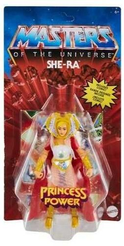 MASTERS OF THE UNIVERSE ORIGINS FIGURA 14CM SHE-RA
