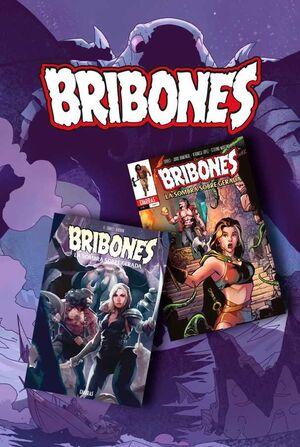 BRIBONES #05 + GRAPA ESPECIAL JORDI ARMENGOL