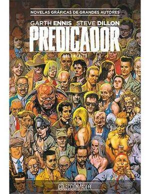 COLECCION VERTIGO #57: PREDICADOR (PARTE 10)