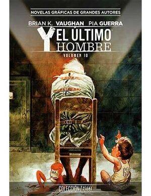 COLECCION VERTIGO #58: Y EL ULTIMO HOMBRE (PARTE 10)