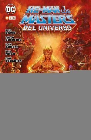 *HE-MAN Y LOS MASTERS DEL UNIVERSO #05. LA SANGRE DE GRAYSKULL