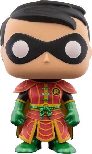 DC IMPERIAL PALACE POP! HEROES VINYL FIGURA ROBIN 9 CM