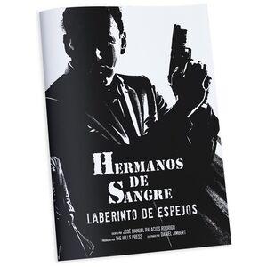 HERMANOS DE SANGRE JDR LABERINTO DE ESPEJOS