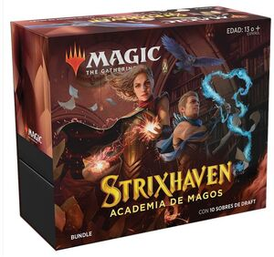 MAGIC - STRIXHAVEN BUNDLE CASTELLANO