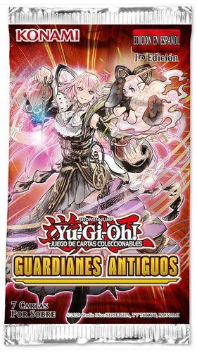 YU-GI-OH: GUARDIANES ANTIGUOS SOBRE