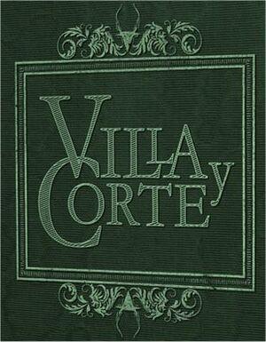 VILLA Y CORTE JDR - SET DE 7 DADOS PERSONALIZADOS