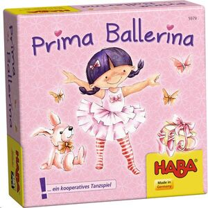 PRIMA BAILARINA