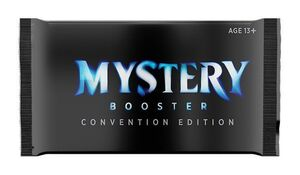 MAGIC - MYSTERY BOOSTER CONVENTION EDITION