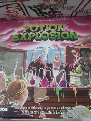 SALDO - POTION EXPLOSION