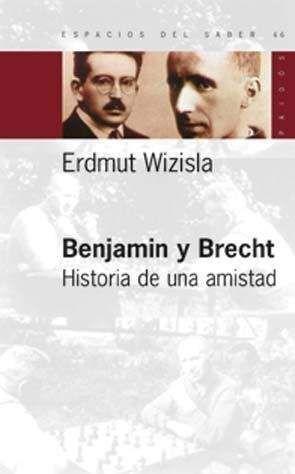 BENJAMIN Y BRECHT