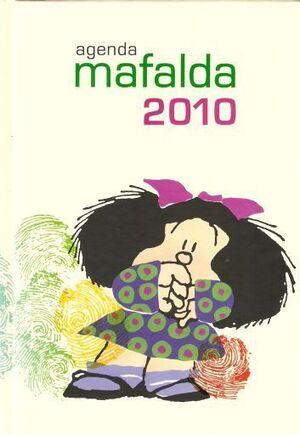 AGENDA 2010 MAFALDA - CARTONE