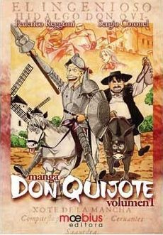 DON QUIJOTE #01