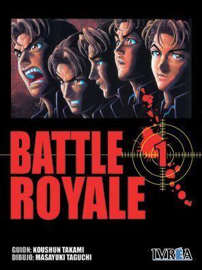 BATTLE ROYALE #01