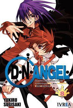 D.N.ANGEL #08