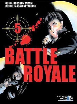 BATTLE ROYALE #05