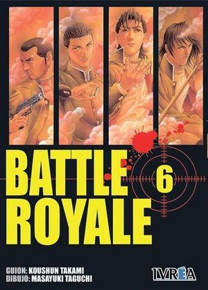 BATTLE ROYALE #06