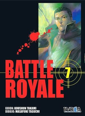 BATTLE ROYALE #07