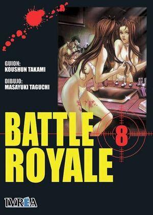 BATTLE ROYALE #08