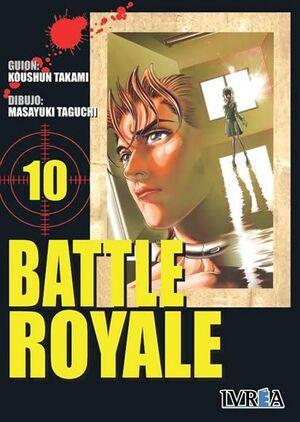 BATTLE ROYALE #10
