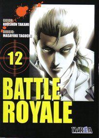 BATTLE ROYALE #12