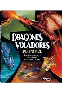 DRAGONES VOLADORES DE PAPEL