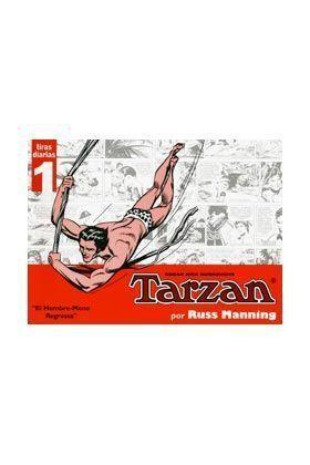 TARZAN - TIRAS DIARIAS #01