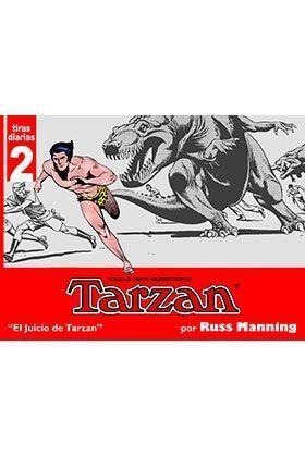 TARZAN - TIRAS DIARIAS #02