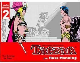 TARZAN - PLANCHAS DOMINICALES #02