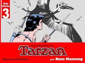 TARZAN - TIRAS DIARIAS #03