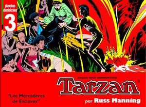 TARZAN - PLANCHAS DOMINICALES #03