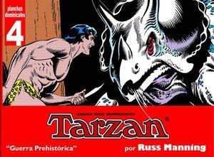 TARZAN - PLANCHAS DOMINICALES #04