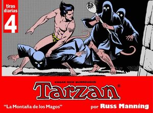 TARZAN - TIRAS DIARIAS #04