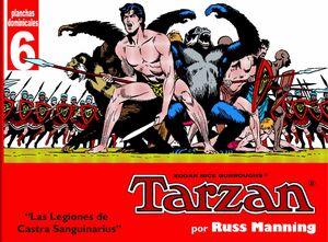 TARZAN - PLANCHAS DOMINICALES #06