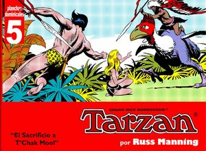 TARZAN - PLANCHAS DOMINICALES #05