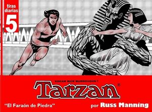 TARZAN: TIRAS DIARIAS #05