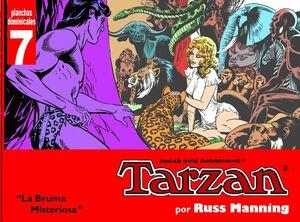 TARZAN - PLANCHAS DOMINICALES #07