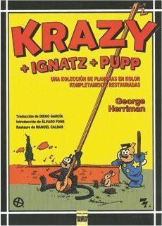 KRAZY + IGNATZ + PUPP. UNA KOLECCION DE PLANCHAS EN KOLOR COMPLETAMENTE RES
