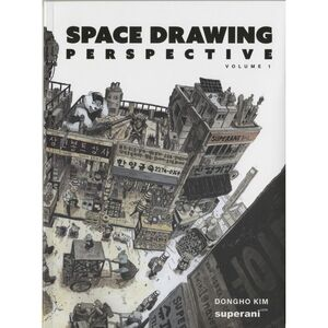 DONG HO KIM SPACE DRAWING PERSPECTIVE
