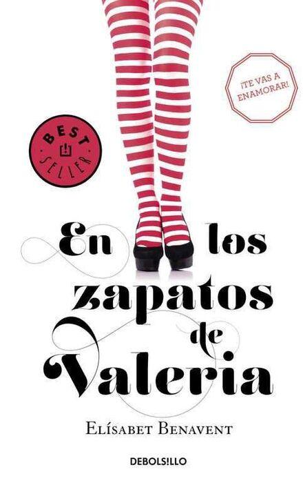 En Los Zapatos De Valeria Elisabet Benavent Libro En Papel 9788490628973 Comic Stores